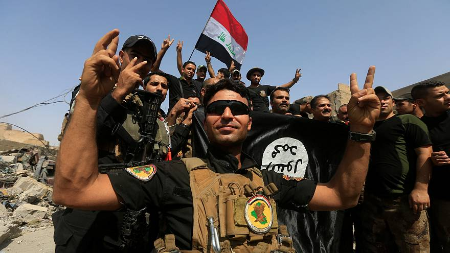 Mosul liberata dall'Isis