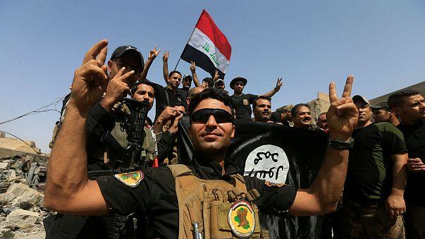 Мосул празднует освобождение от ИГИЛ