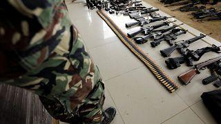 Las autoridades filipinas denuncian el uso de niños soldados en Marawi