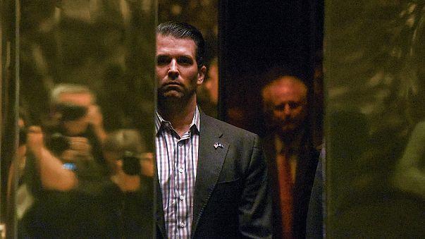 Trump-Wahlkampf: Trumps Sohn hat russische Anwältin getroffen