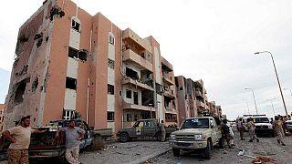 Libye : combats entre groupes rivaux à l'est de Tripoli
