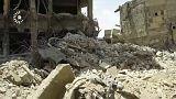 Mosul liberata, le prime immagini