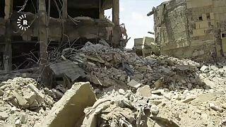 Mosul: A city in ruins