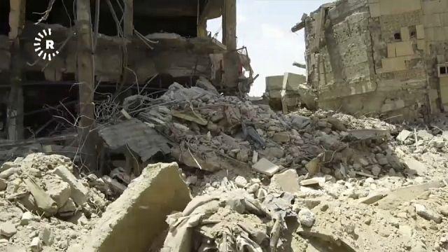 De Mossoul, il ne reste que des ruines