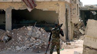 """إيران: """"نجاح وقف إطلاق النار بسوريا مرهون بتوسيعه لجميع التراب السوري"""""""