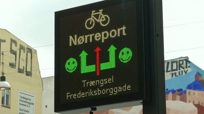 Copenhague bichonne ses cyclistes