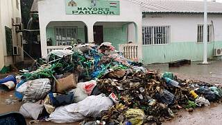 Angry residents turn Mayor's office into rubbish dump in Gambia