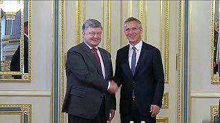 Ucrania fija su hoja de ruta para entrar en la OTAN