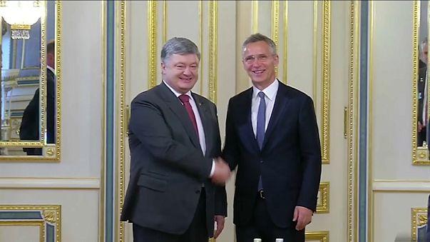 Kiev discute de son adhésion à l'OTAN