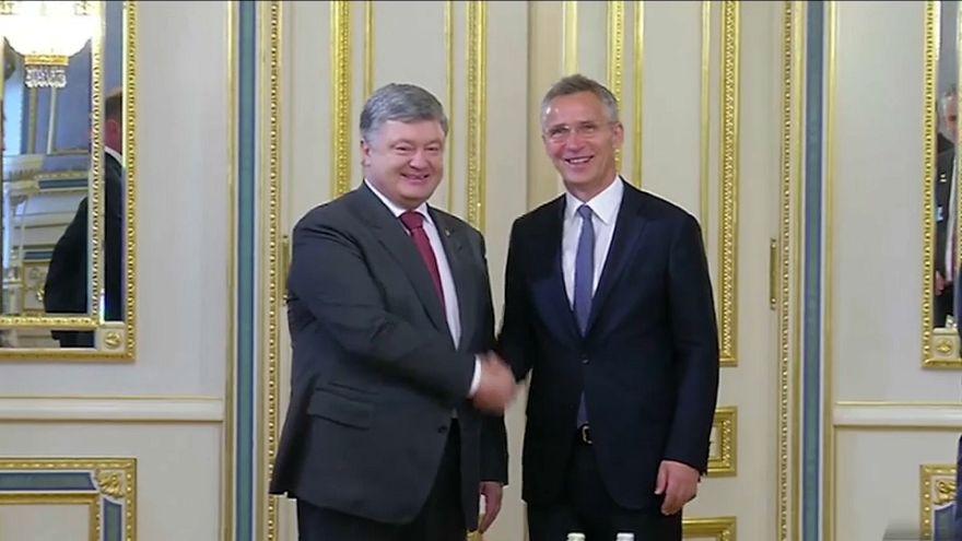 Украина: переговоры по НАТО