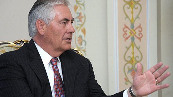 رکس تیلرسون در خاورمیانه؛ هدف تنش زدایی بین کشورهای عربی
