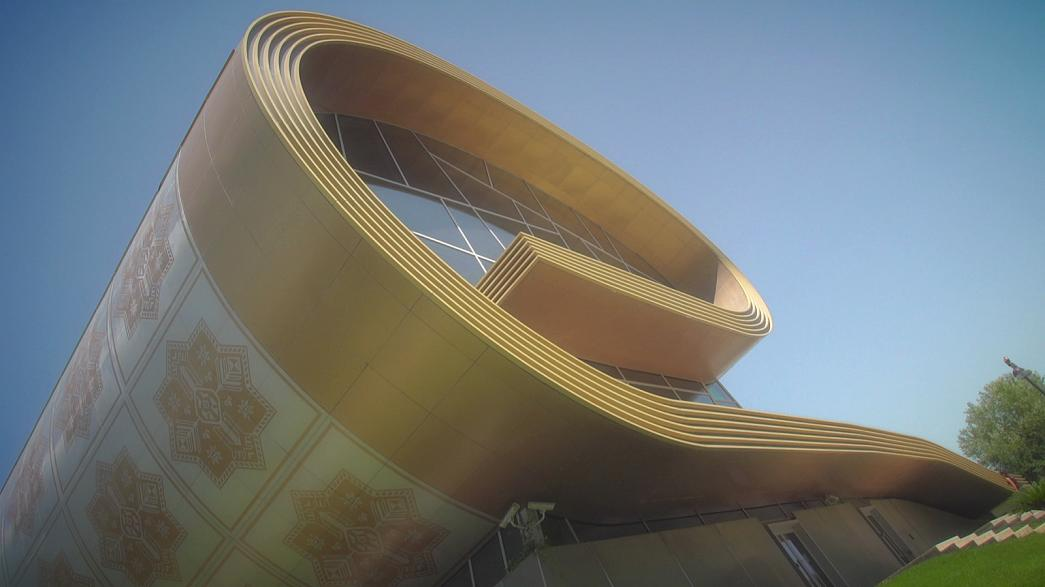 باكو: الكشف عن أسرار متحف السجاد