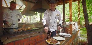 ¿Cuál es el secreto de los kebab del bosque de Gabala?