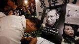 Trauer um Liu Xiaobo