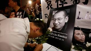Liu Xiaobo 1955-2017: 'I have no enemies'