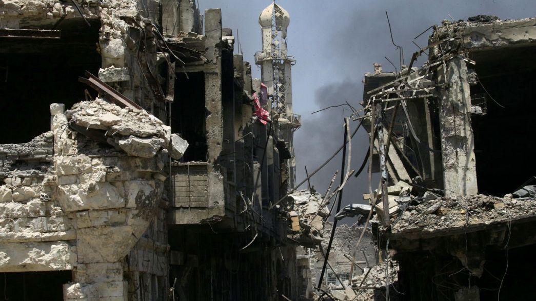 Mossul: a destruição após a guerra