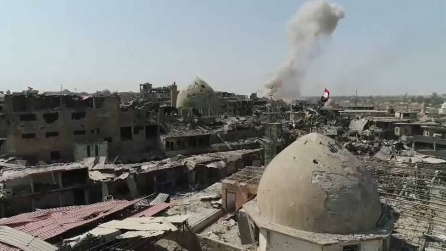 شاهد: الموصل.. الحرب مرت من هنا