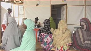 Nigeria : planning familial pour les femmes déplacées de Boko Haram.