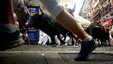 Italiener rennen nicht vor Stieren, aber vor der 600-Euro-Rechnung weg