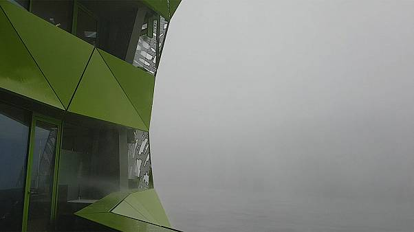 Storms hit Euronews headquarters