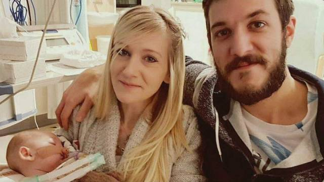 New hope for Baby Charlie Gard's parents