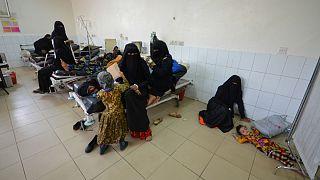 سرعت بالای شیوع وبا در یمن