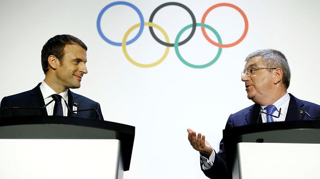 باريس ولوس انجلوس في آخر مرحلة من سباق استضافة أولمبياد 2024 و2028