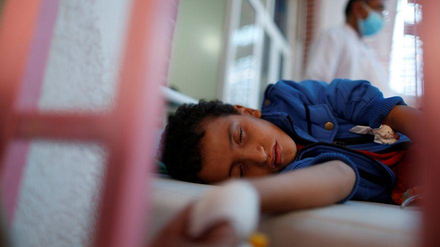 """1600 Tote: Cholera-Epidemie im Jemen """"außer Kontrolle"""""""