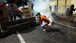 L'opposition mobilisée au Venezuela