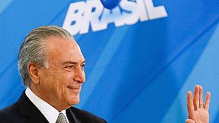 Brazil president moves closer to corruption trial