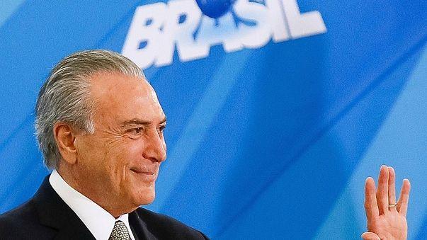 Vád alá kerülhet Rousseff utóda is Brazíliában