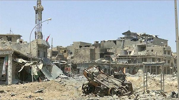 Мосул: гуманитарная катастрофа