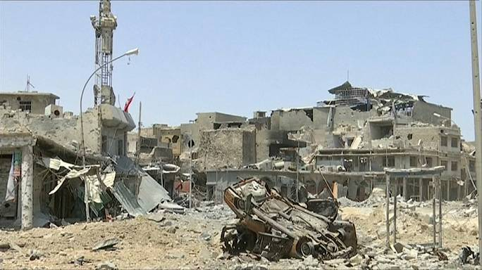 Displaced Iraqis mull returning home to Mosul