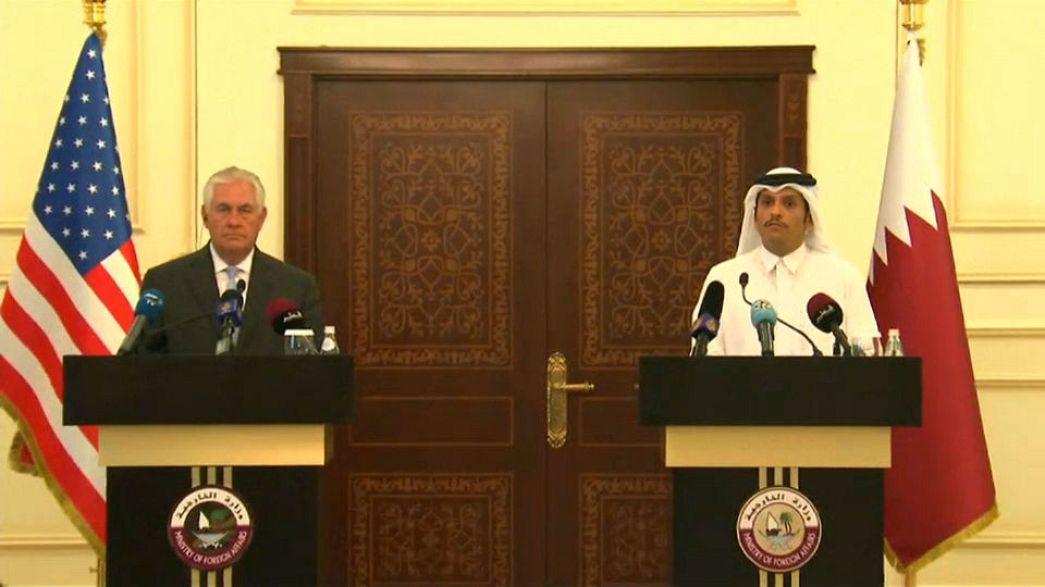 مذكرة تفاهم بين واشنطن وقطر لمكافحة تمويل الارهاب
