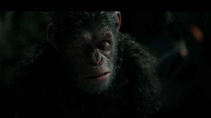 Érkezik A majmok bolygója: Háború