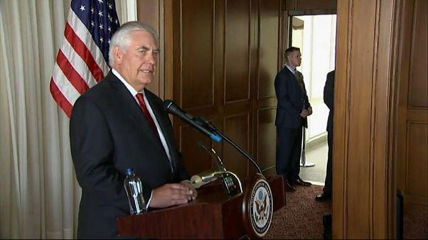 Tillerson: Türkiye ile kaybettiğimiz karşılıklı güveni yeniden kazanacağız