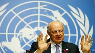 دیمیستورا: آتشبس در سوریه برقرار است، طرفین از ایجاد اختلاف بپرهیزند