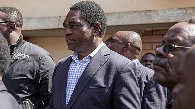 Jailed Zambian opposition leader calls for 'unconditional dialogue'