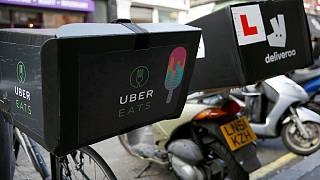 Don't restrict 'gig economy', takeaway courier Deliveroo tells government