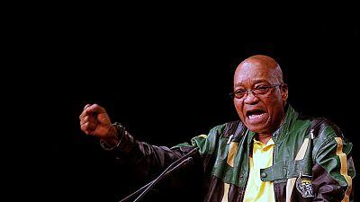 Zuma refuse de quitter le pouvoir