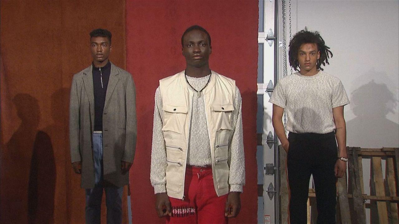 Мужские коллекции Недели моды в Нью-Йорке