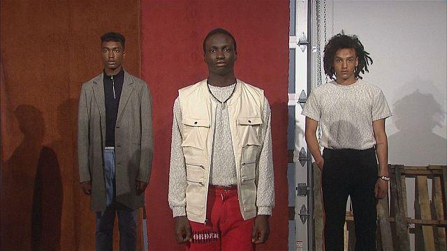 New York Moda Haftası'nda Afrika esintisi