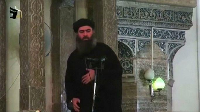 Neue Spekulation: IS-Chef Al-Bagdadi tot?