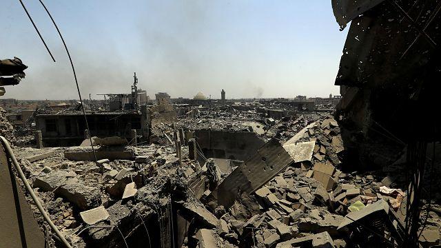 العفو الدولية: القوات العراقية استخدمت قوة مروعة غرب الموصل