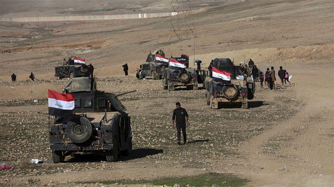 Amnesty International: в битве за Мосул все стороны совершали военные преступления