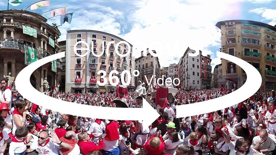 San Fermín, más que encierros
