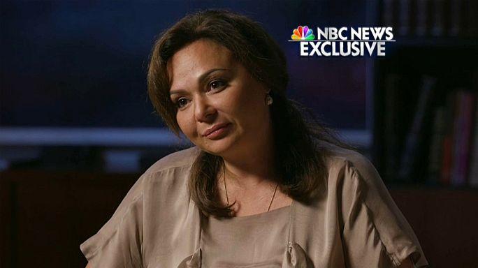 Российский юрист в интервью NBC: компромата на Клинтон не было