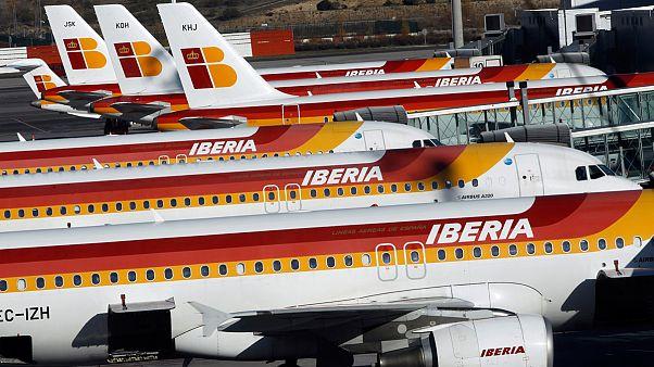 Megbüntették a terhességi tesztet kérő Iberia légitársaságot