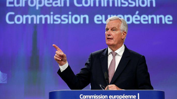 """Barnier: """"I don't hear whistling, only ticking"""""""