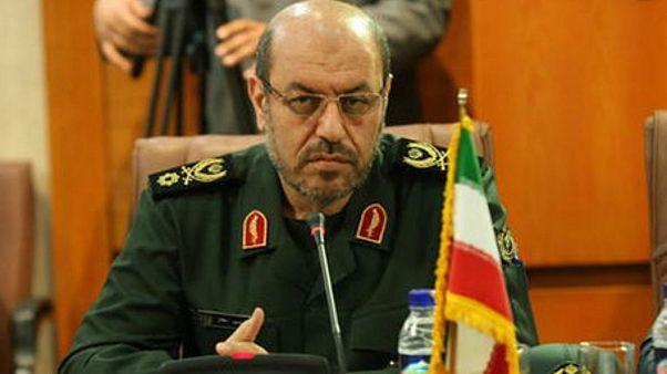 وزیر دفاع ایران: در آیندهای نه چندان دور دولت فعلی آمریکا ساقط خواهد شد